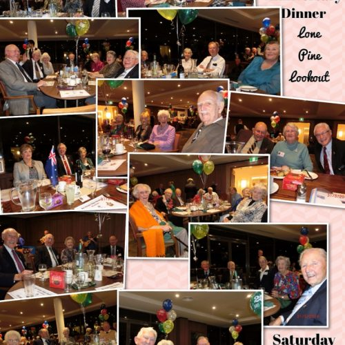 A 25th Anniversary Dinner 30th May 2014