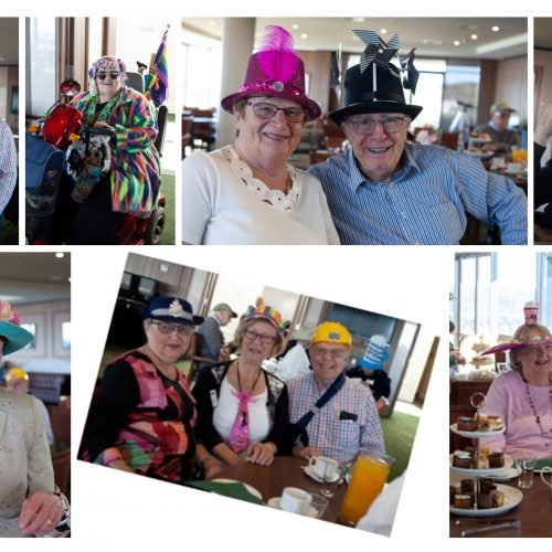 I Mad Hatters Morning Tea 28.8.2018
