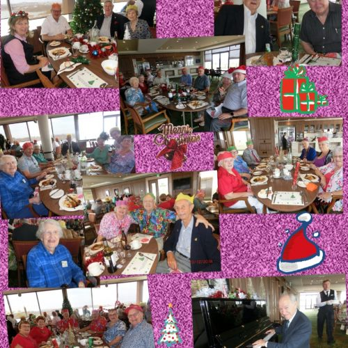 K Christmas Luncheon 2018